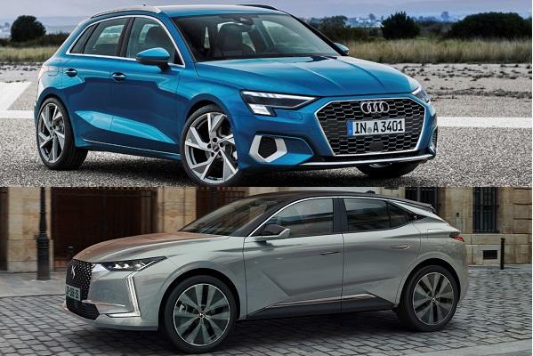 La nouvelle DS 4 peut-elle détrôner l'Audi A3 Sportback?