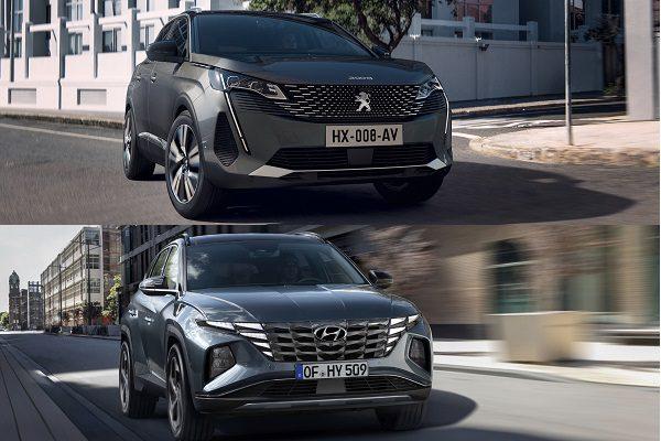Hyundai Tucson: le meilleur pour contrer le Peugeot 3008?