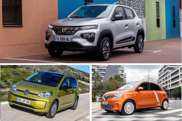 Dacia Spring : au niveau de ses concurrentes Renault Twingo Electric et Volkswagen e-up!?