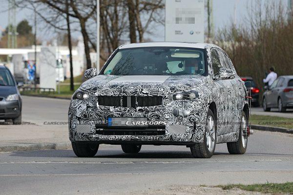 BMW iX1, nouveau SUV électrique pour compléter la gamme
