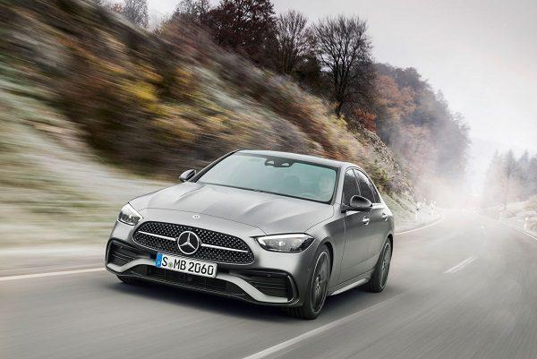 Mercedes Classe C 2021: les détails de la gamme