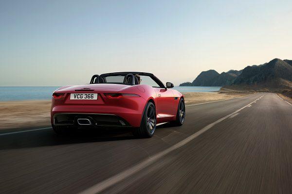 Les détails de la série spéciale Jaguar F-Type R-Dynamic Black