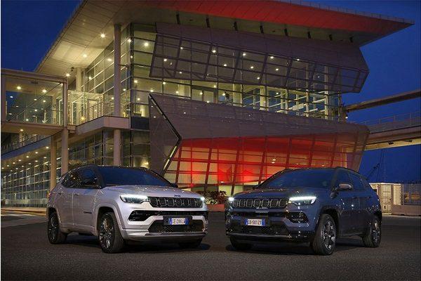 Jeep Compass 2021 restylée: les évolutions pour le SUV compact en France