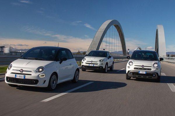 La série spéciale Fiat 500 Hey Google connectée