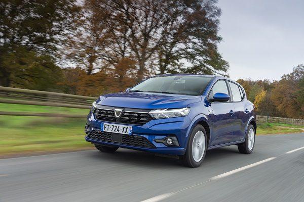 1 300 kilomètres d'autonomie avec la Dacia Sandero GPL!