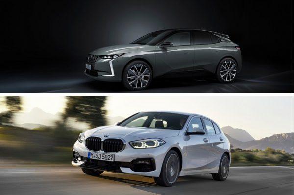 La DS4 peut-elle rivaliser avec la BMW Série 1?