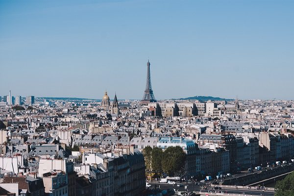 30 km/h maximum dans Paris d'ici la fin de l'année 2021