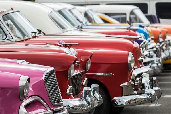 Vignette voitures collection