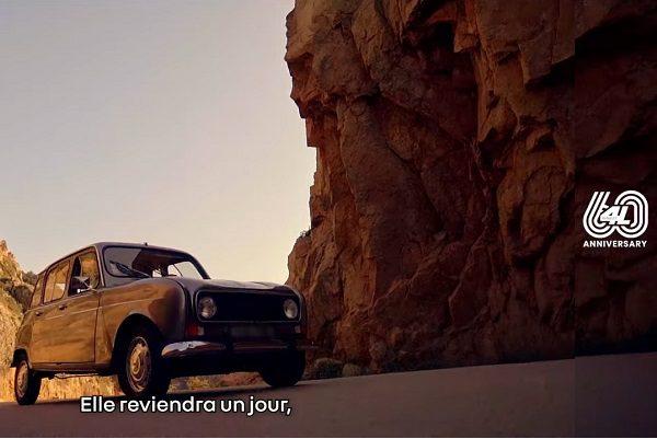 Renault 4L (elle aussi) ressuscitée en électrique