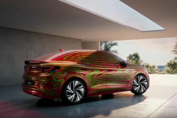 CAPTURE ECRAN YOUTUBE Volkswagen News - ID.5