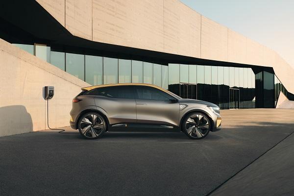 Renault Megane e