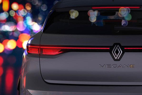 Mégane électrique: Renault dévoile de premières images