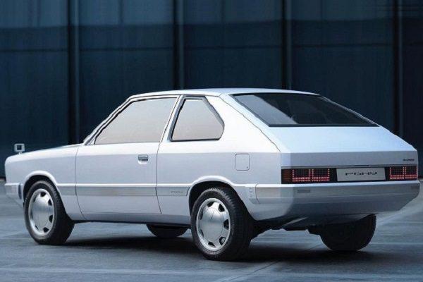 Le dernier concept-car rétro-futuriste de Hyundai