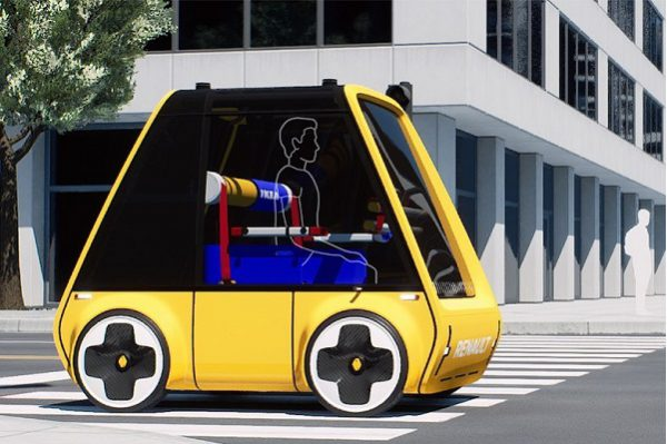 Une voiture électrique «en kit» chez Ikea?