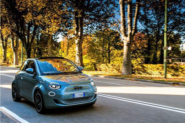 Zoom sur la Fiat 500 électrique et ses autonomies