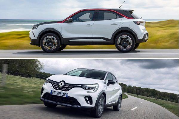 L'Opel Mokka, l'alternative audacieuse face au raisonnable Renault Captur