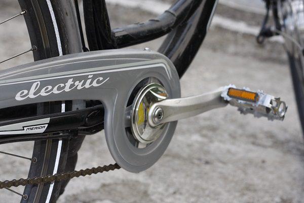 Un vélo électrique grâce à la prime à la casse