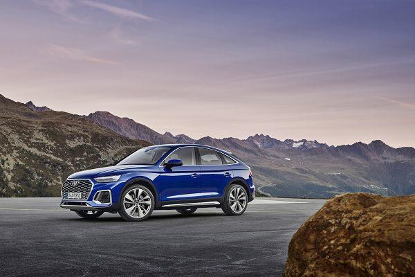 Audi Q5 Sportback hybride rechargeable 55 TFSI e : votre nouveau SUV préféré