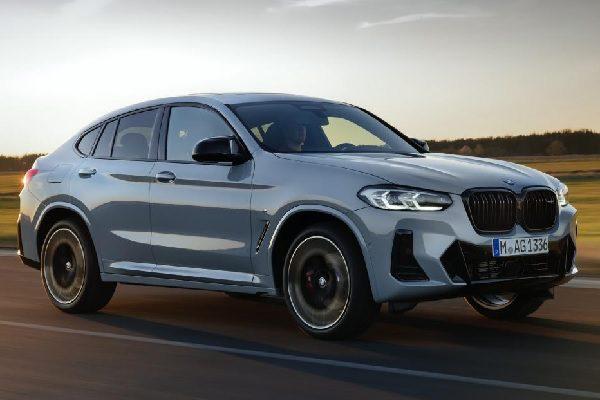 Le moment du restylage est venu pour le BMW X4