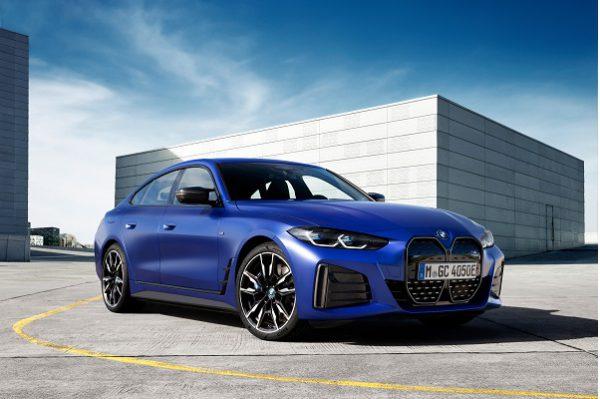 BMW i4: les détails techniques et tous les prix au lancement