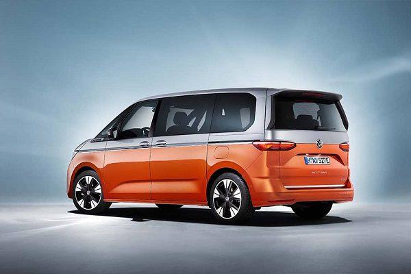 Le Volkswagen Multivan adopte une version hybride pour sa septième génération