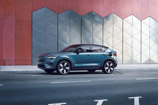 Le prix de l'édition de lancement du crossover électrique Volvo C40