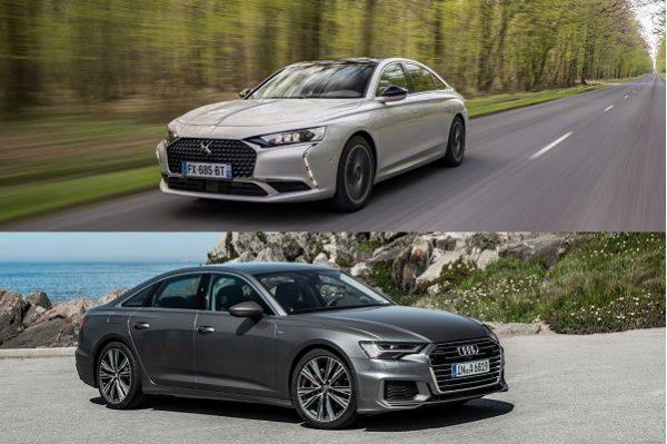 DS9 VS Audi A6 : le match des routières