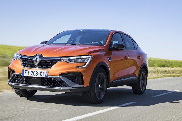 Le bloc moteur TCe 160 ch désormais disponible pour le Renault Arkana