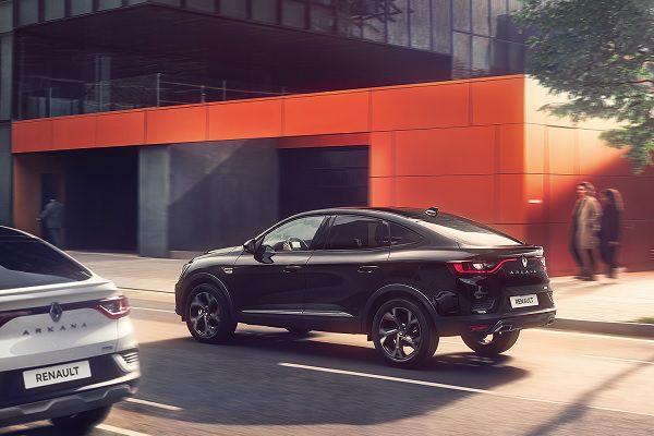 Renault Arkana (2021) : un premier prix à moins de 30 000 €