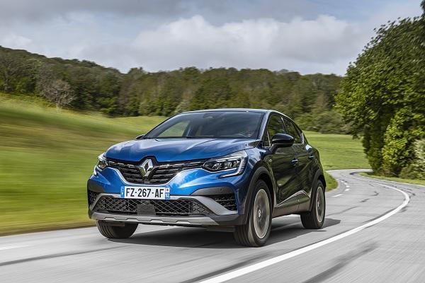Renault Captur E-Tech Hybrid 145 ch : le Captur dans sa meilleure version ?