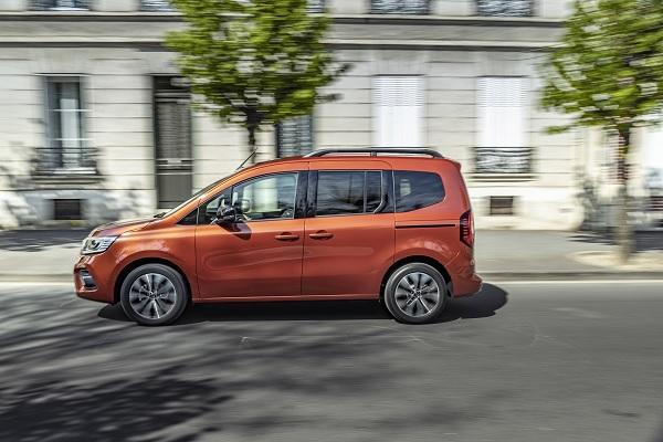 Renault Kangoo : une troisième génération pleine d'innovations