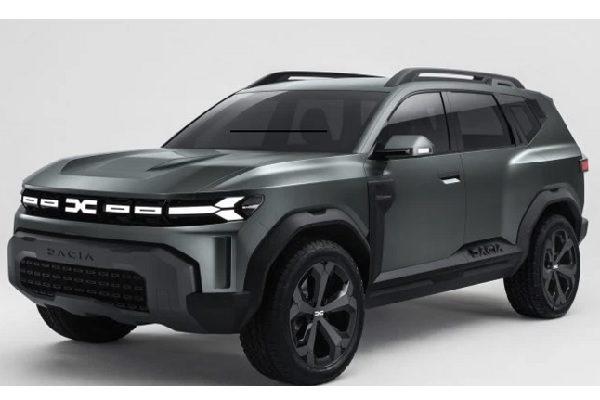 Dacia Duster : attention, révolution pour la troisième génération