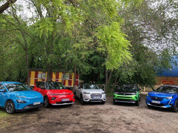 Quel SUV urbain électrique choisir? Les modèles incontournables de 2021