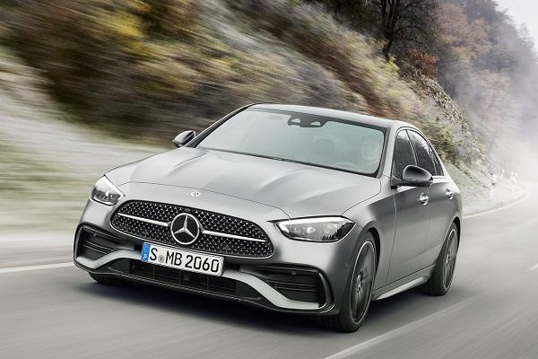 Nouvelle Mercedes Classe C: la berline familiale référence?
