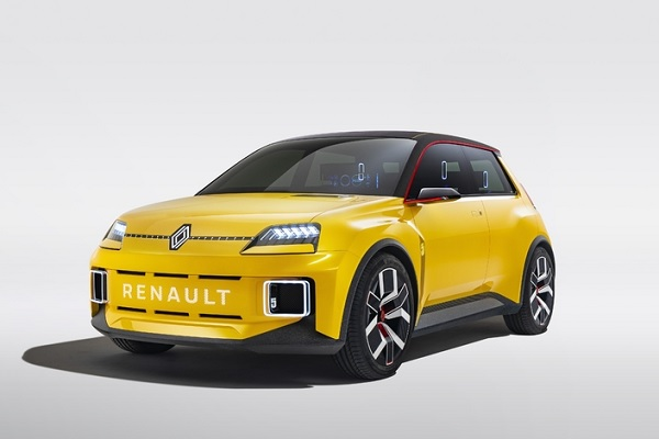 Renault 5 électrique : prix, autonomie et date de sortie de la nouvelle R5
