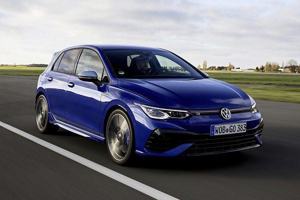 Essai Volkswagen Golf 8 R : la compacte la plus radicale