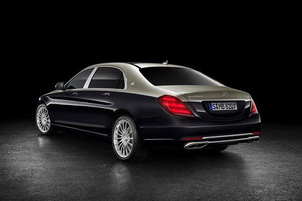La pénurie de semi-conducteurs touche Mercedes et son offre haut de gamme