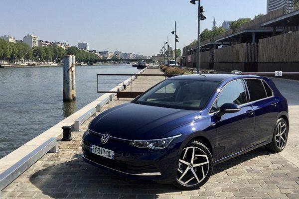 Volkswagen Golf 2,0 litres TDI 115, le diesel fait de la résistance