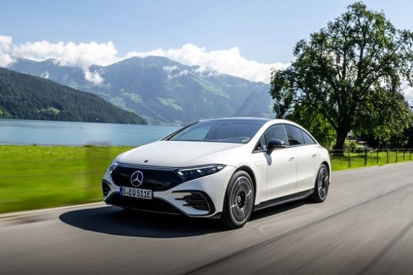 Essai Mercedes EQS : la nouvelle limousine électrique qui va créer la référence à égaler