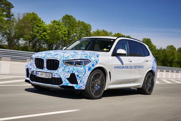 BMW i Hydrogen NEXT: quand BMW veut voir au-delà de l'électrique