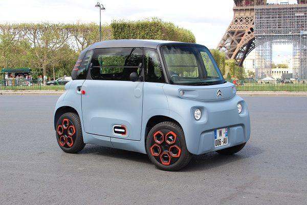 Kia EV1: la Citroën Ami pourrait avoir le droit à une concurrente coréenne!