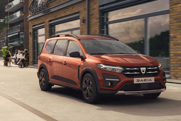 Dacia Jogger: ce qu'il faut savoir sur le nouveau crossover à sept places