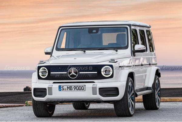 Mercedes EQG Concept: oui, le vénérable et antique Classe G va se convertir à l'électrique