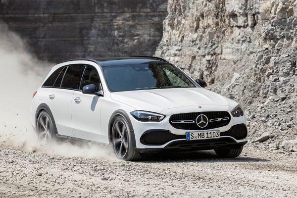 Mercedes Classe C All-Terrain, le break surélevé façon SUV et aventurier