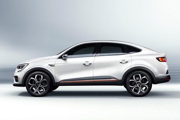 Le Peugeot 4008, futur rival (unique) du Renault Arkana