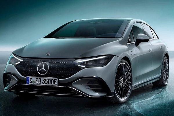 Mercedes EQE, celle qui veut devenir la berline électrique de référence, pas moins
