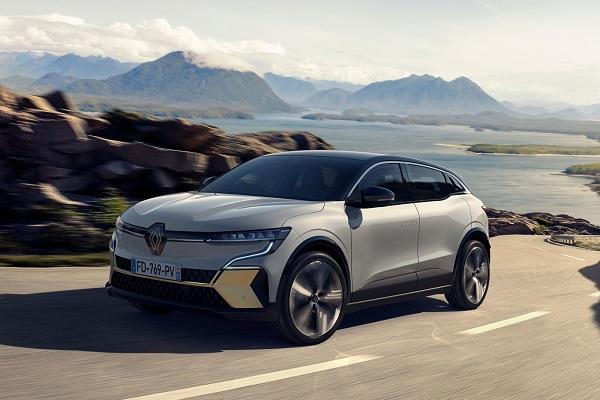 Nouvelle Renault Megan E-Tech